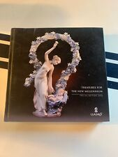 Treasures For The New Millennium LLADRO Picture Book Special Edition 2000