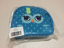 NWT Gymboree owl Lunch Box Tote Bag School