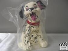 101 Dalmatians figural puppy bank, Disney; Applause NEW