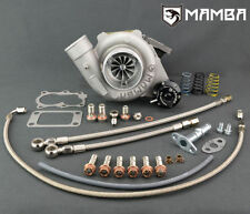 MAMBA GTX2863R Ball Bearing Turbo KIT FOR Top Mount Nissan TD42 GQ 4.2L PATROL