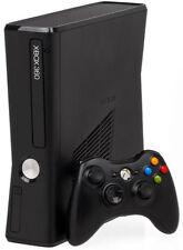 Microsoft Xbox 360 S Launch Edition 4GB Black Console