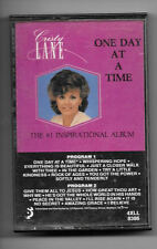 Cristy Lane One Day at a Time gospel audio cassette 1984 Collectible RARE