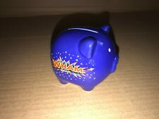 WHAM SWEETS MONEY PIGGY BANK! - GREAT CONDITION - VINTAGE
