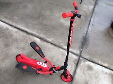 Yvolution Kids Y Flyer Pedaling Stepper Scooter in Red - 7+ Years Toys R Us