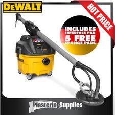 DeWALT Vacuum & Porter Cable Drywall Plasterboard Sander Kit