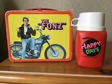 VINTAGE HAPPY DAYS LUNCHBOX AND THERMOS