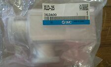 New SMC XLD-25 High Vacuum Valve XLDA00 Sealed factory package