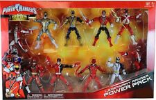 The Mega Collection Legendary Ranger Power Pack Action Figure 10-Pack