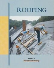 Roofing (Best of Fine Homebuilding)-ExLibrary