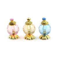 3Pcs 1:12 Dollhouse Miniature Perfume Bathroom Bedroom Dollhouse Decoration MSE