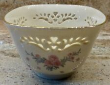 Lenox - Reticulated - Nut / Candy - Bowl - 4 1/4 Inch