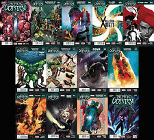 Black Vortex Complete Set Marvel 9.2 NM- Guardians X-Men Nova Star-Lord 1st Ptg