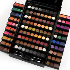 MISS ROSE Professional Makeup Academy Pallete 130 Colors Eyeshadow Matte Brush