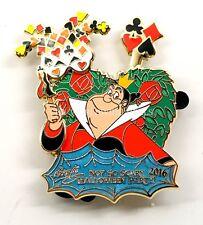Disney 2016 Mickeys Not So Scary Halloween Queen Of Hearts Pin LE 5555