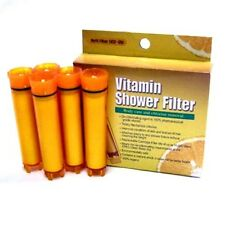 SONAKI VCF-05 VITAMIN C SHOWER FILTER REPLACEMENT 5 PACK + FREE SHIP **