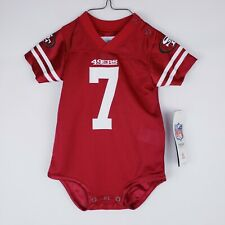 Colin Kaepernick San Francisco 49er's Baby Jersey 6/9 months New Red