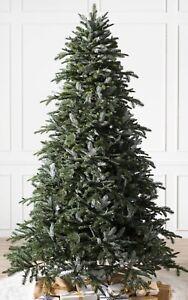 NEW - Balsam Hill NORDMANN FIR Pre-Lit Christmas Tree 6ft Colour & Clear LED's