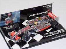 1/43 Minichamps F1 McLaren Mercedes 2007 Vodafone MP 4-22 Hamilton Australian GP