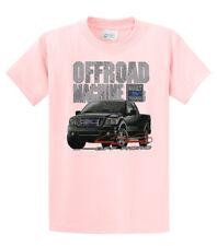 Mens Ford Truck T Shirt Off Road Machine Classic Cars Trucks Automobile