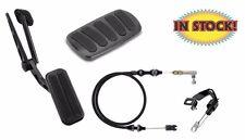 62-67 Nova Midnight Black Pedal Kit for Automatic Trans Cars - XBAG-6127