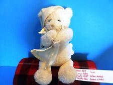 Gund Baby Nighty Night Musical Yellow Teddy Bear(390-069)