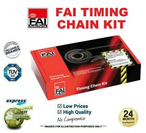 FAI TIMING CHAIN KIT for AUDI TT 1.8 T quattro 2005-2006