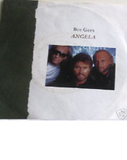 """7"""" THE BEE GEES : Angela ** MINT- ! **"""