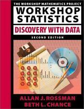 Workshop Statistics by Rossmann, Allan, Chance, Beth L.