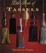 Little Book of Tassels (Milner Craft Series)-ExLibrary