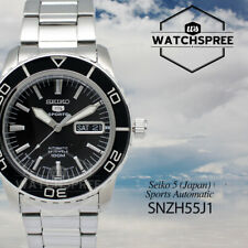 Seiko 5 (Japan) Sports Automatic Watch SNZH55J1