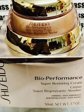 SHISEIDO BIO-PERFORMANCE SUPER RESTORING CREAM FIRMING/ANTI-WRINKLES - 1.7 OZ