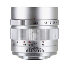 Zhongyi MITAKON II Speedmaster 35mm f/0.95 fujifilm X-Pro2 X-T1 Sliver Version