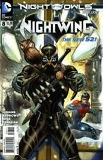 Nightwing #8 (Vol 3) The New 52