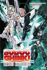 Busou Shinki: Complete Collection (DVD, 2014, 3-Disc Set)