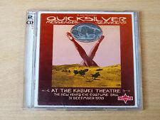 Quicksilver Messenger Service/At the Kubuki Theatre/2007 2x CD Album