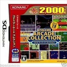 Used DS Konami Arcade Collection  NINTENDO JAPANESE IMPORT