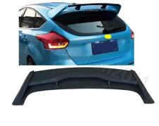Factory Style Spoiler Wing ABS for 2012-2018 Ford Focus Hatchback ST RS Wing A