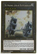 Digvorzhak, King of Heavy Industry PGL3-EN064 Gold Rare Yu-gi-oh Card 1st New