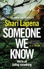 Someone We Know-Shari Lapena, 9780552174886