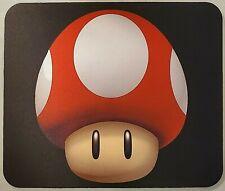 Super Mario Mushroom Mouse Pad