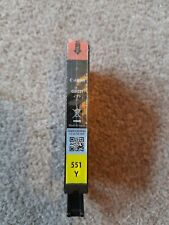 Canon Cli-551xl High Capacity Ink Cartridge - Yellow