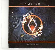 (DP656) Sylver Tongue, Something Big - 2012 DJ CD