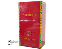 Amarige by Givenchy 3.3 oz 100 ml EDT Eau De Toilette Spray Women's New Sealed