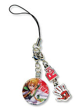 *NEW* HIGH SCHOOL OF THE DEAD REI CELL PHONE CHARM