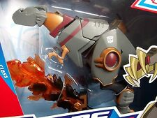 VOYAGER CLASS TRANSFORMERS ANIMATED GRIMLOCK MIB SEALED CASE FRESH CHERRY MINT