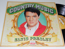 ELVIS PRESLEY Country Music NM+ Time Life ALBUM VINYL
