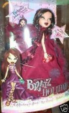 BRATZ HOLIDAY KATIA WITH BONUS BRATZ ORNAMENT MIB