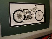 1949 Jackson Rotrax JAP Speedway British Motorcycle Exhibit  Automotive Museum