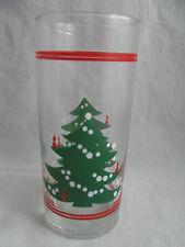 4 Christmas Tree 15oz Cooler Glasses Waechtersbach New