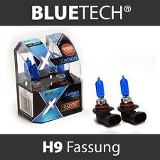 H9 xenon ampoules 12v 65w 9500 Kelvin Bluetech ® extrêmement Blue xenon look optique